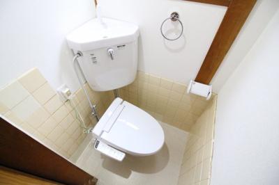 【トイレ】北野添 貸家