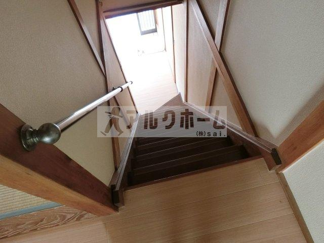 曙町3丁目4DK戸建て(八尾市曙町 志紀駅) 階段
