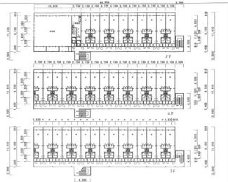 【間取り】茨城県ひたちなか市平磯町2棟売アパート