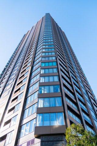 【外観】地上41階建て超高層タワ―レジデンス!
