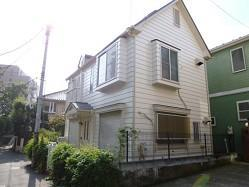 【外観】初台1丁目戸建賃貸