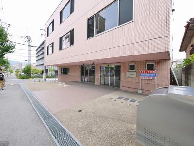 【駐車場】東生駒医療ビル
