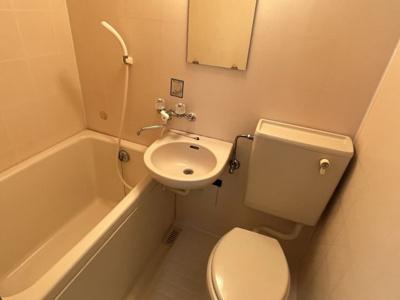 【浴室】サンハイツ杉
