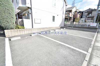 【駐車場】ソレアードN.K