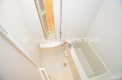 【浴室】アーバンフラッツ都島