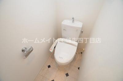 【トイレ】アーバンフラッツ都島