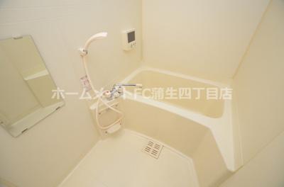 【浴室】ライラック都島本通