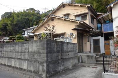 【外観】三宅貸家