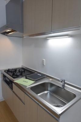 【キッチン】ニューシティアパートメンツ新川Ⅱ