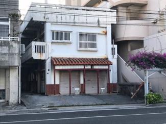 那覇市曙 売土地
