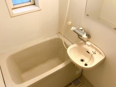 【浴室】デザインコート三宿