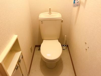 【トイレ】デザインコート三宿