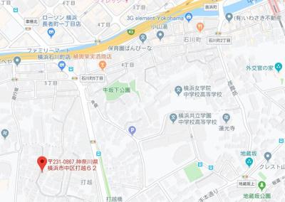 【地図】若草荘