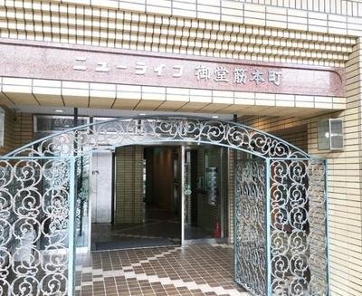 【エントランス】ニューライフ御堂筋本町