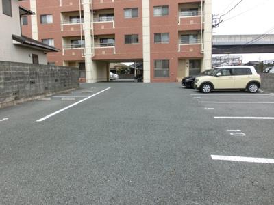 【駐車場】すかる梅満