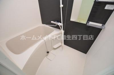 【浴室】RITZ COURT