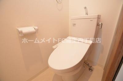 【トイレ】RITZ COURT