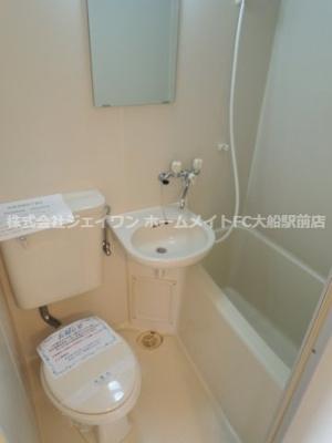 【浴室】ライフアップ鎌倉