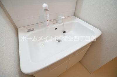 【独立洗面台】ヴァンベール毛馬