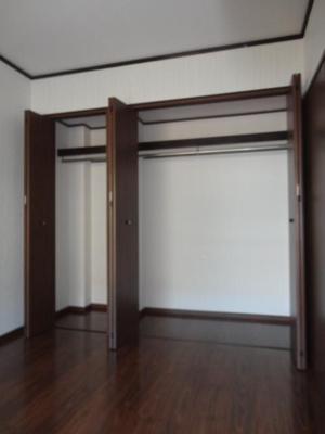 【収納】山内ヴィラージュ火の山 401号室