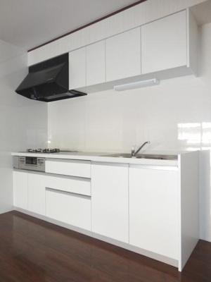 【キッチン】山内ヴィラージュ火の山 401号室