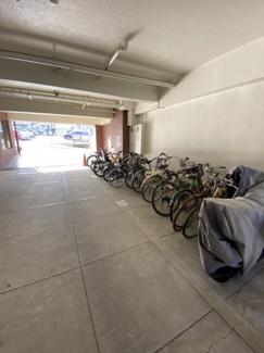 駐輪場スペースあり
