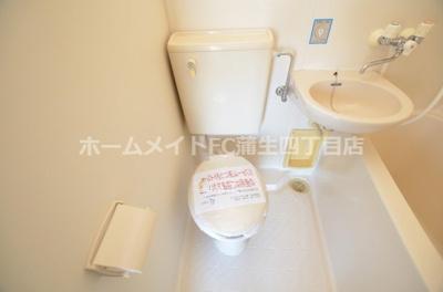 【トイレ】ハイツエイル11