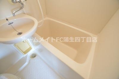 【浴室】ハイツエイル11