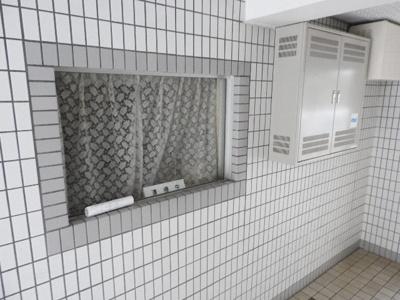 【エントランス】スカイコート元住吉第3
