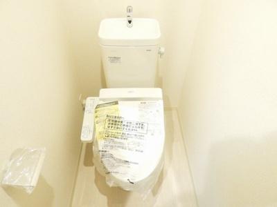 【トイレ】ララプレイス大阪城公園ヴェルデ