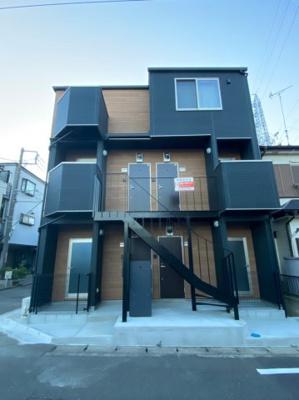 新築デザイナーズアパート