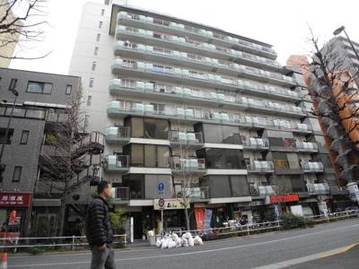 【外観】バラードハイム新宿渡辺ビル