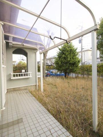 【庭】古賀市舞の里2丁目戸建て