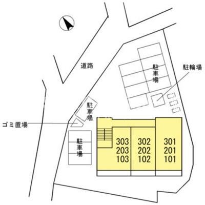 【駐車場】エスタリオ大樹寺