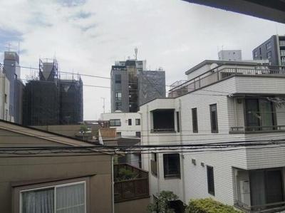 雲井アパート 眺望