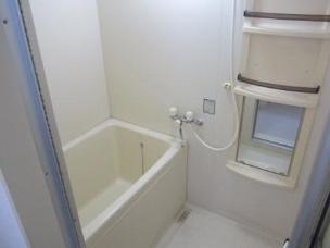 【浴室】サンモール富堂Ⅰ