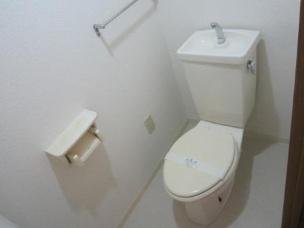 【トイレ】サンモール富堂Ⅰ