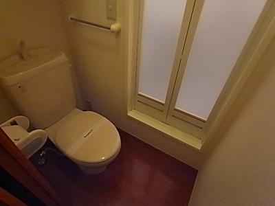 【トイレ】レオパレス夢21