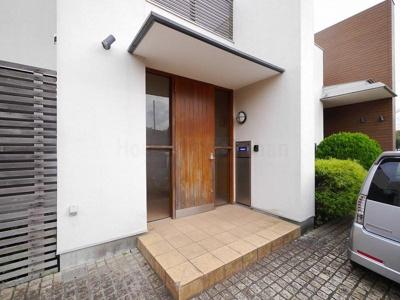 【エントランス】ソルグリーンハウス湘南