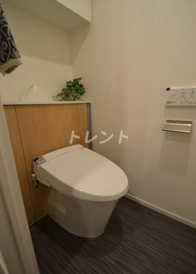 【トイレ】ライズ代々木Ⅲ