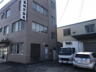 【内装】54476 岐阜市茜部新所事務所・倉庫