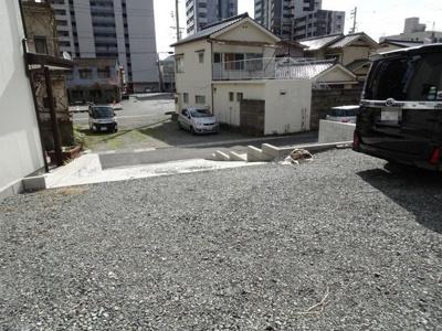 【外観】阿弥陀寺町K駐車場