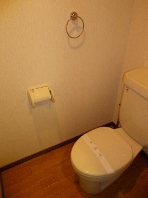 【トイレ】マンション紫雲E棟
