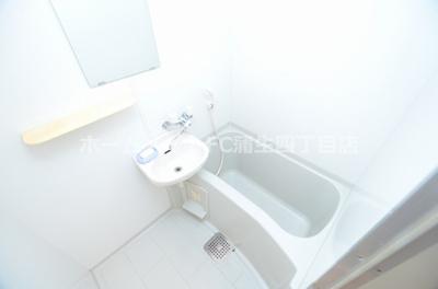 【浴室】コーポ・カースル