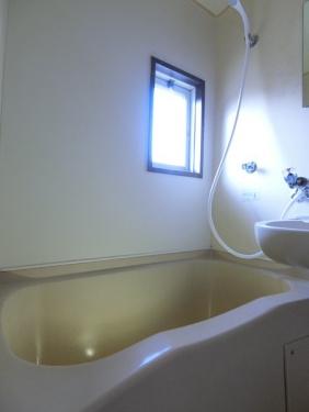 【浴室】シルクハイツ八木