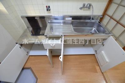 【キッチン】メゾン・ド・フローレンス