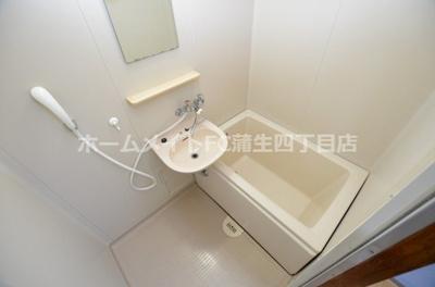 【浴室】メゾン・ド・フローレンス