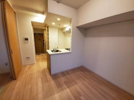 築浅の綺麗な室内