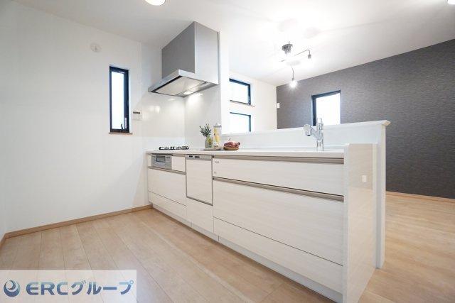 【キッチン】大和田4丁目新築B号地