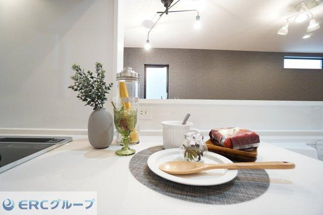 【居間・リビング】大和田4丁目新築B号地